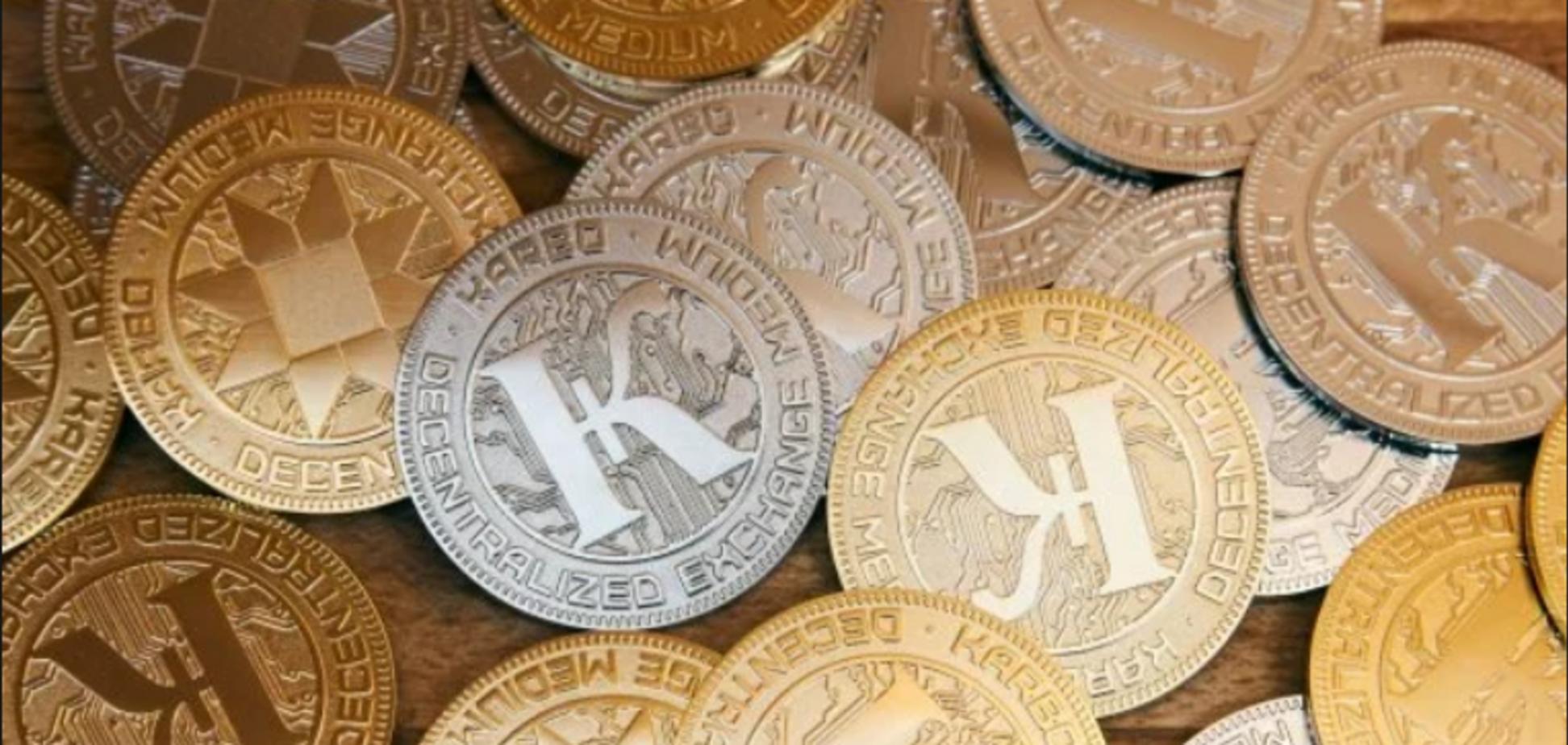 Украинская Karbo вошла в топ-10 анонимных криптовалют в мире