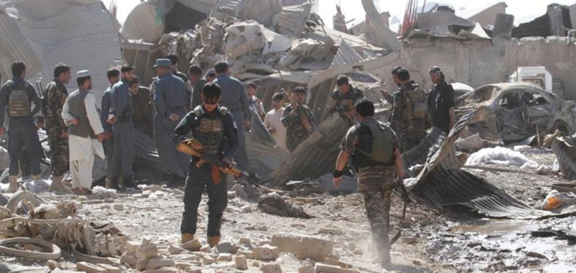 В Афганистане прогремел взрыв: погибли минимум 16 человек