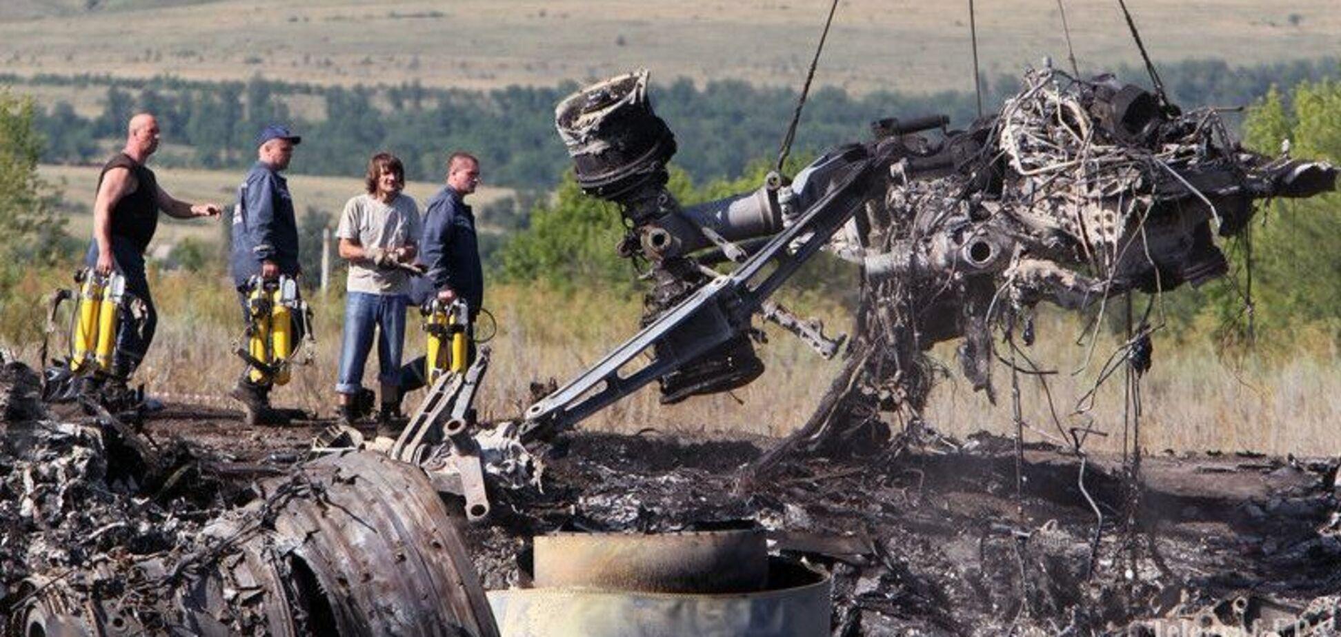 Катастрофа Боїнга на Донбасі
