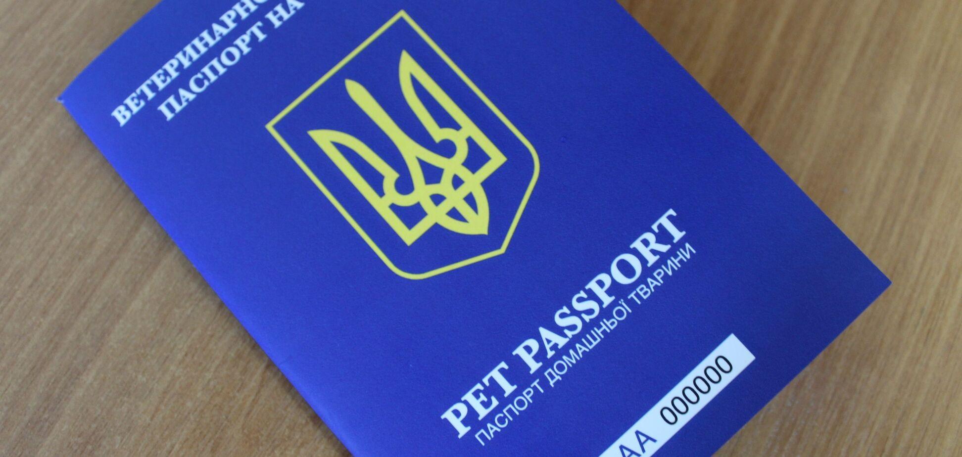 Перетнути кордон України з твариною: нові правила