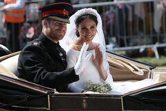 'Королева її розтопче': психолог пояснила, що чекає Меган Маркл після весілля