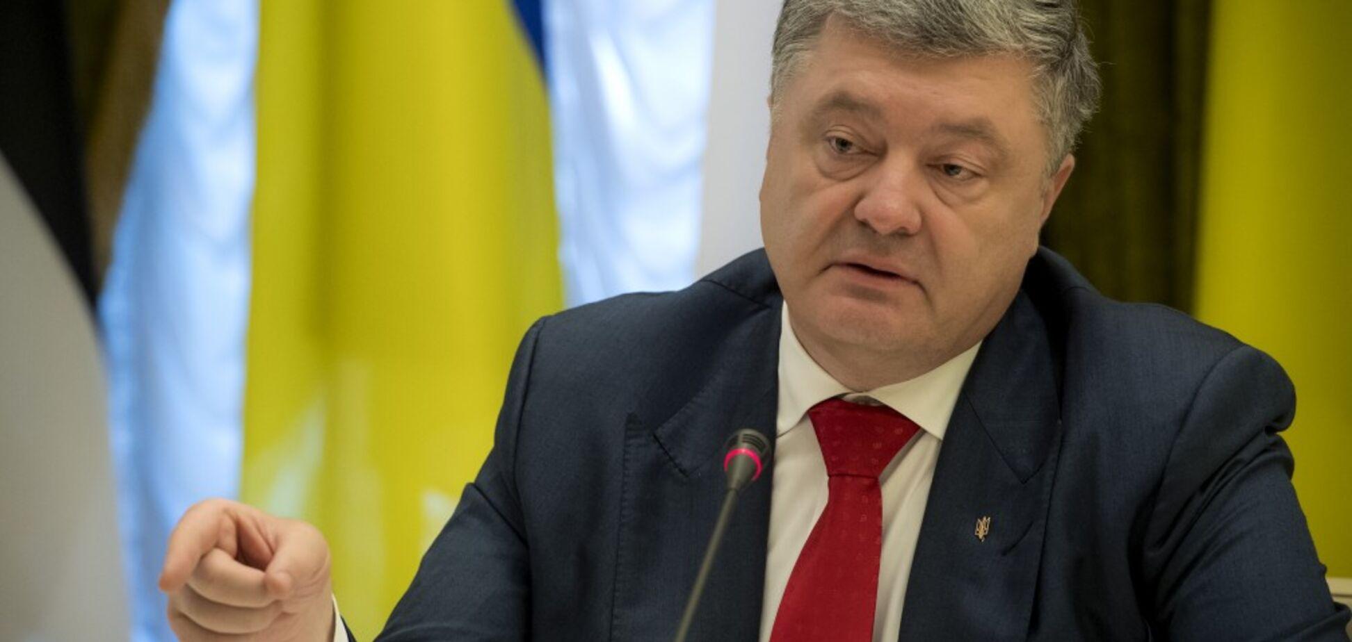 Петр Порошенко. Источник: president.gov