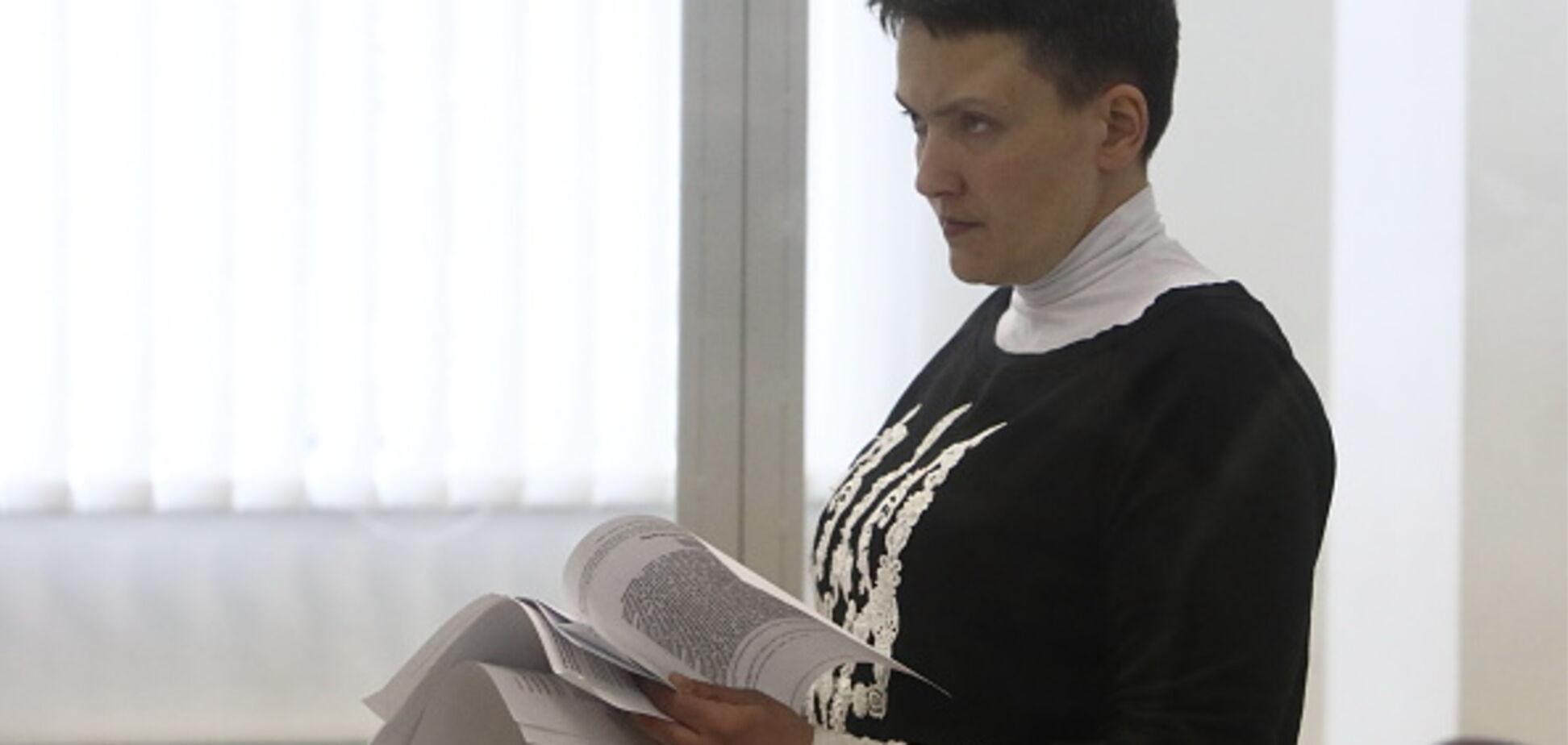 Від Савченко знову піде адвокат