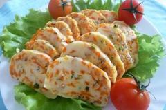 Морквяно-горіховий сир