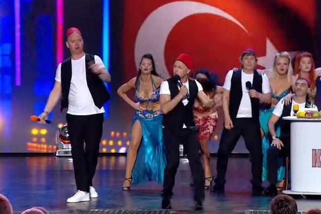 """95 Квартал"" позабавил турецкой версией хита MONATIK"