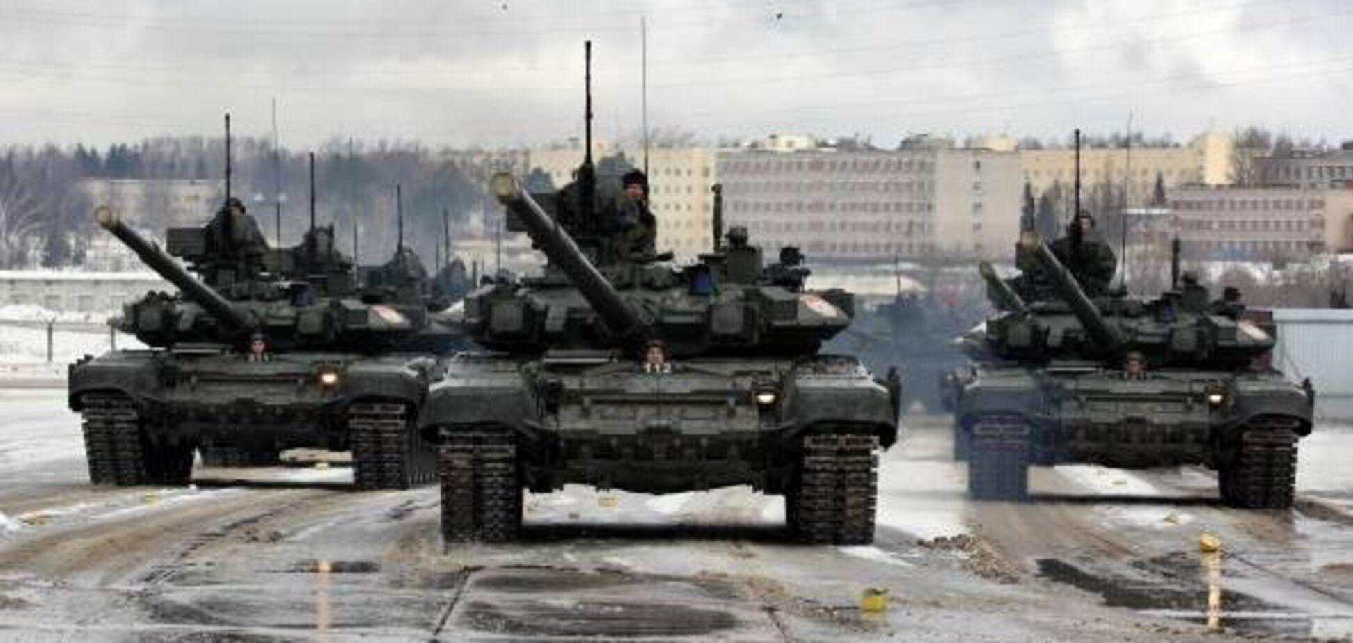 Россия пойдет большой войной на Украину