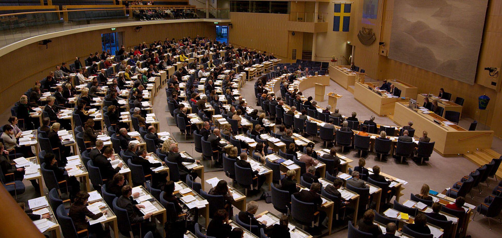 В Швеции приняли резонансный закон о сексе