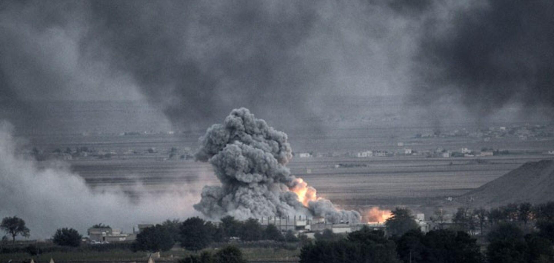 Сирия объявила о новой атаке США