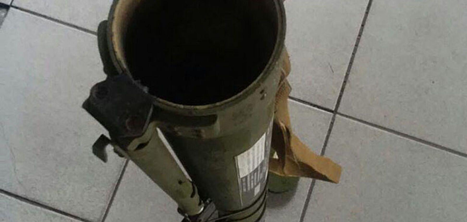 У Маріуполі вистрілили з ручного гранатомета в дитячу амбулаторію: опубліковані фото