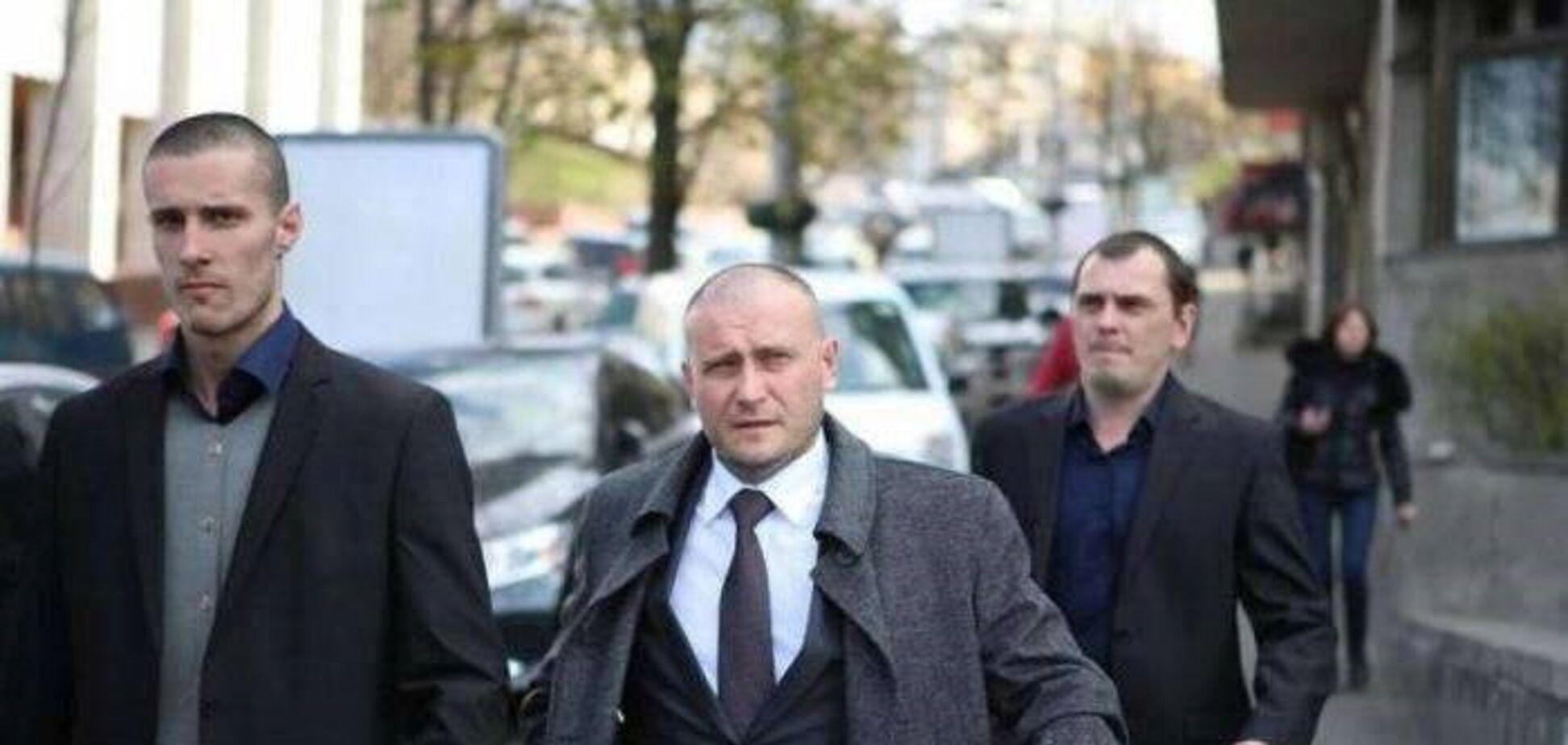 Голодування Сенцова: екс-охоронець Яроша підтримав режисера з російського СІЗО