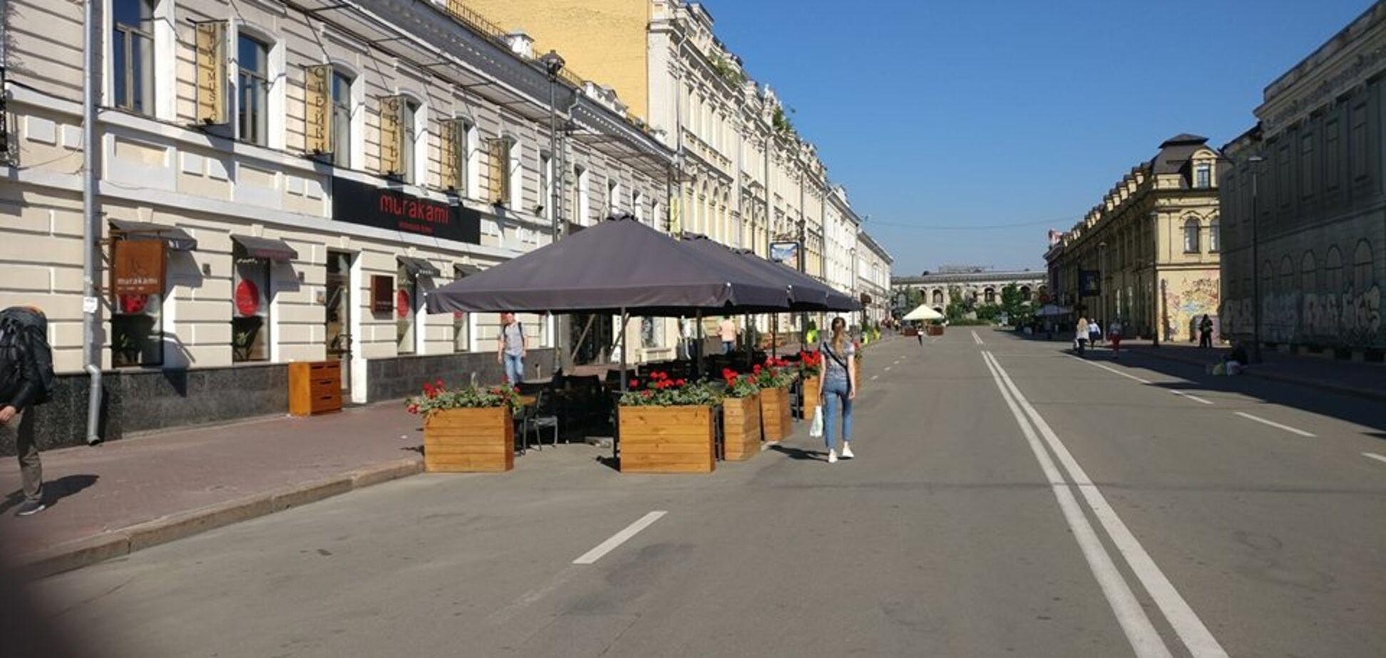 Киевлян возмутили 'царь-сараи' в центре города