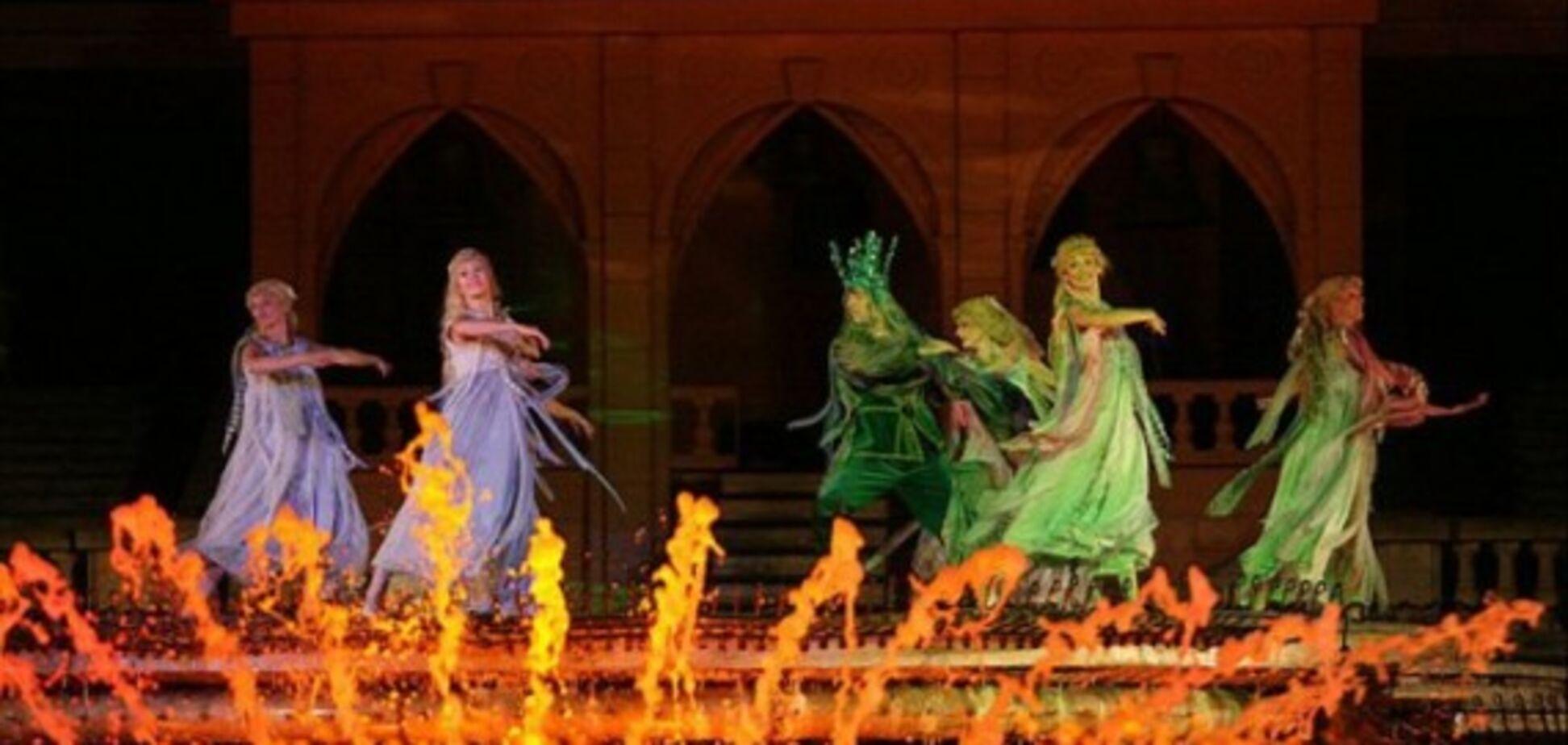 Танцевальный баттл на фонтанах устроят в Запорожье