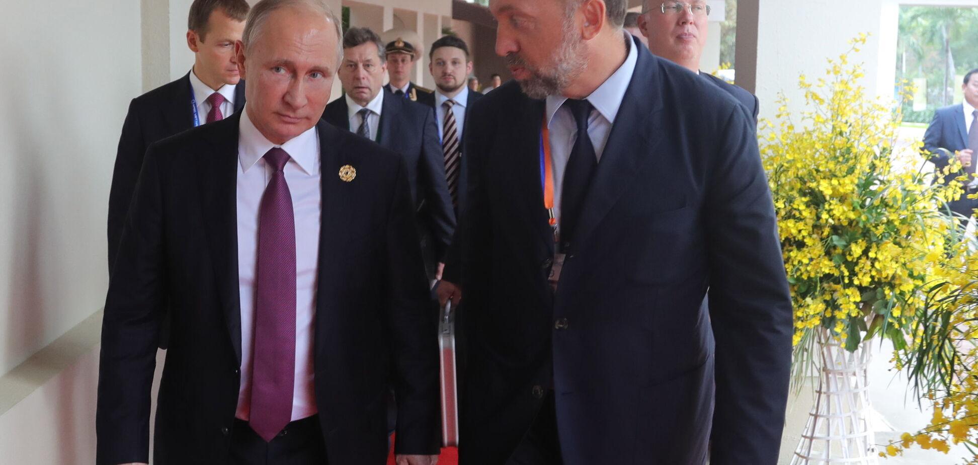 Дерипаска та інші: Україна ввела санкції проти російських олігархів