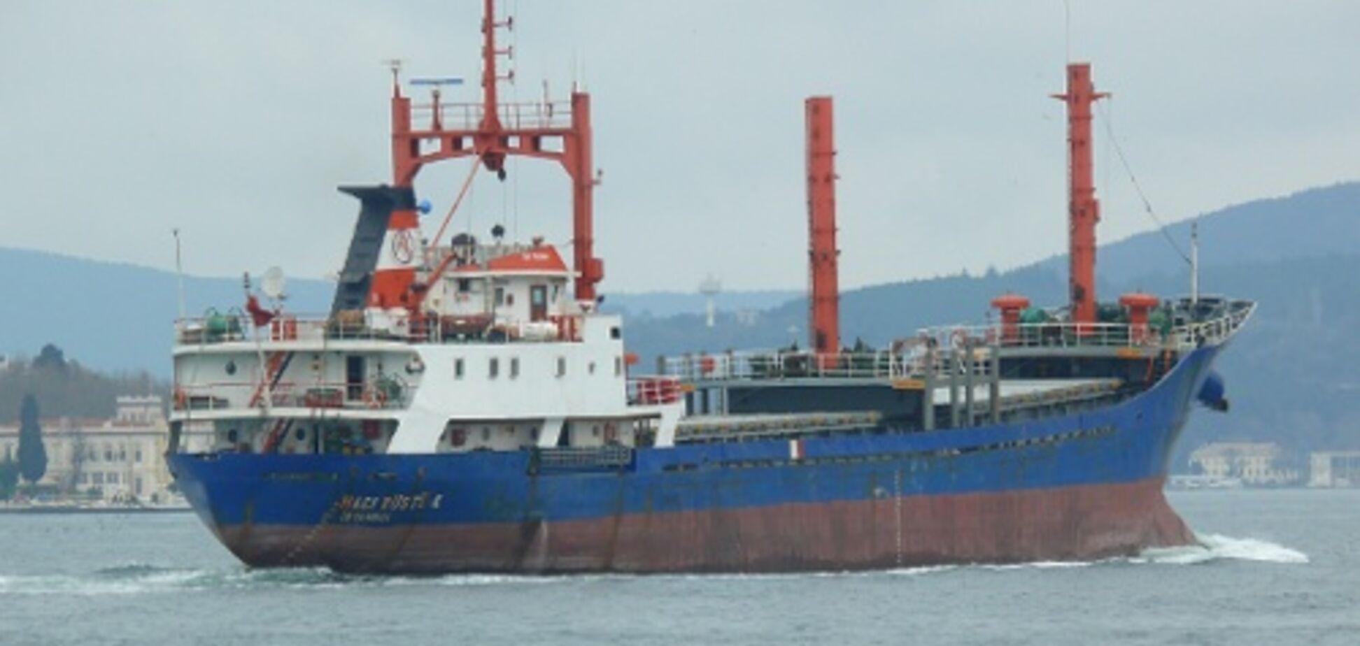 Вторгнення в Азовське море: Росія затримала кораблі біля Бердянська