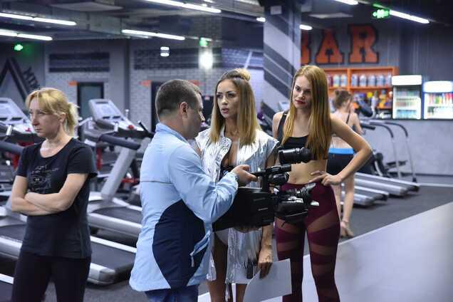 """Откровенная тренировка от VALEVSKAYA: премьера клипа """"Моє тіло"""""""