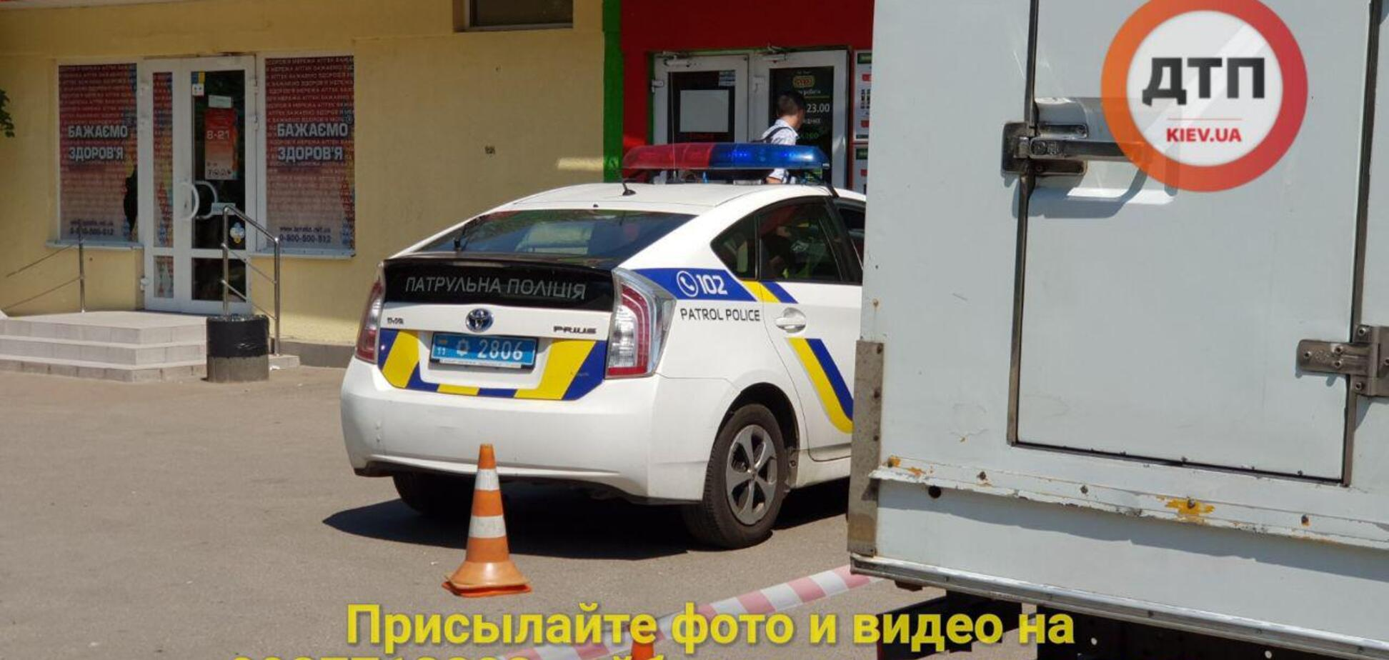 'Залишилася без голови': у Києві в ДТП загинула жінка