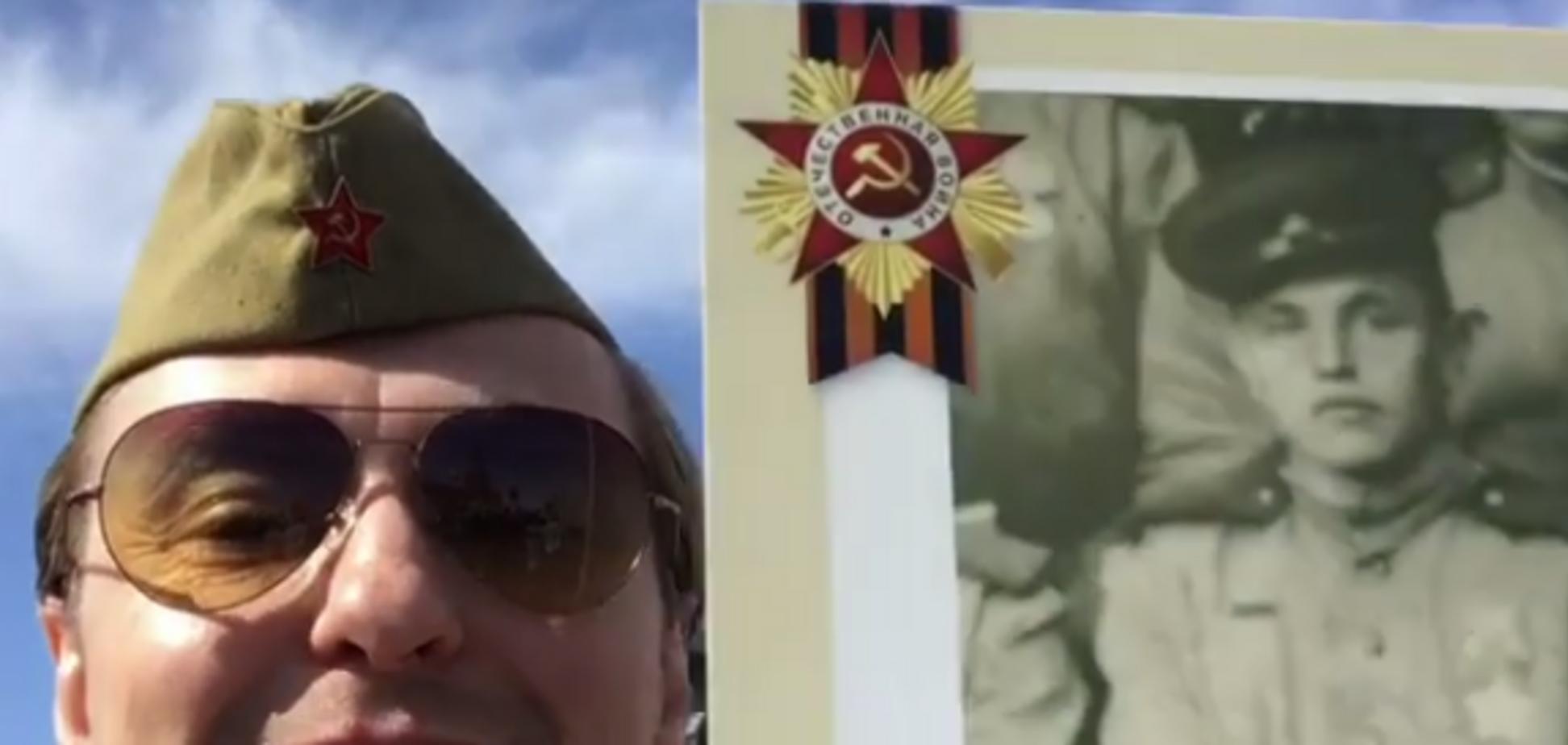Орденоносный актер Путина из базы 'Миротворца' в 4 раз станет отцом