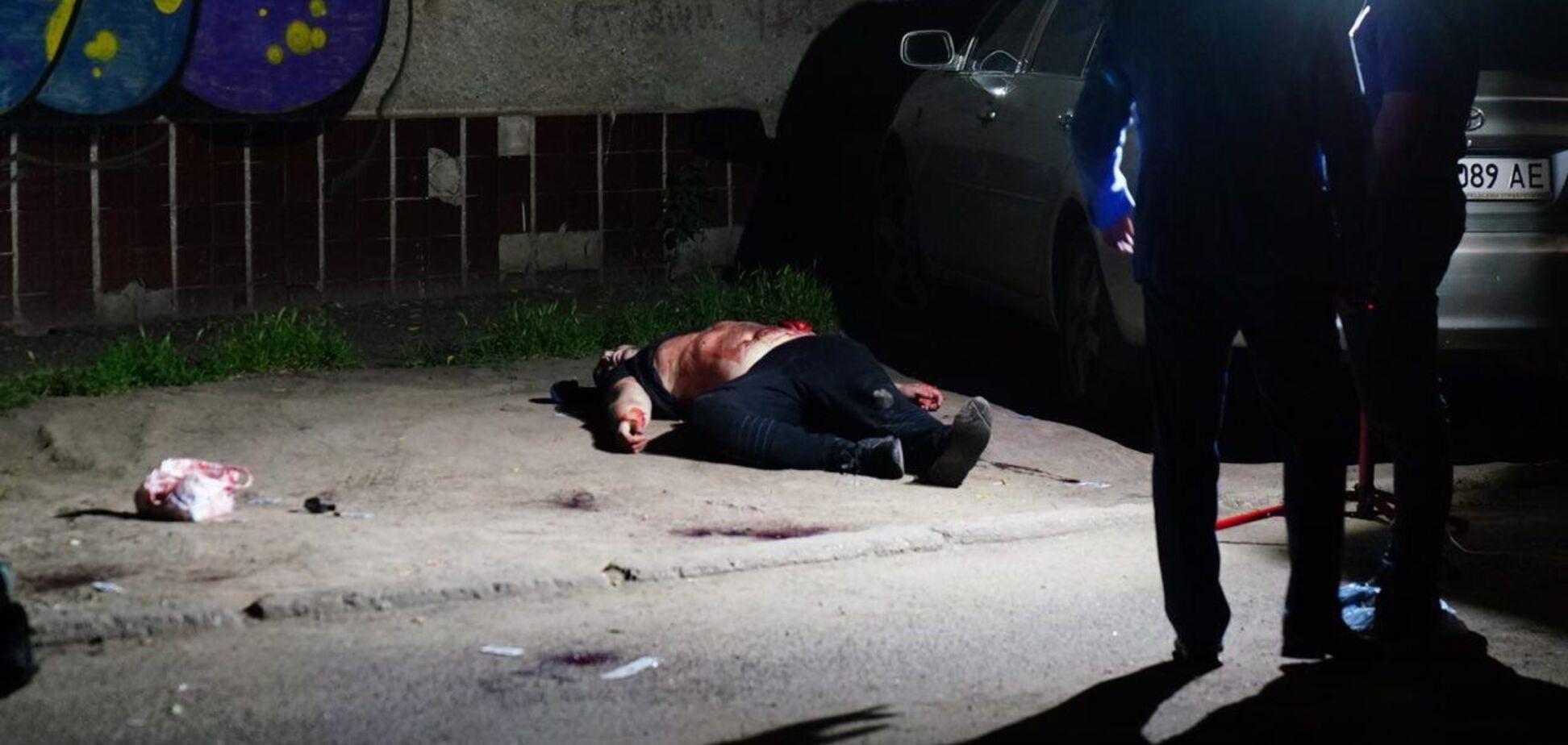 Нападение на Стерненко: названо имя убитого