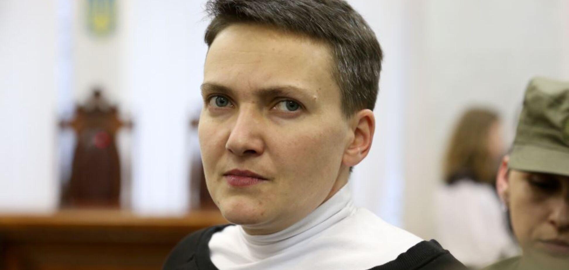 Савченко посадять? Прокурор вказав на важливий нюанс