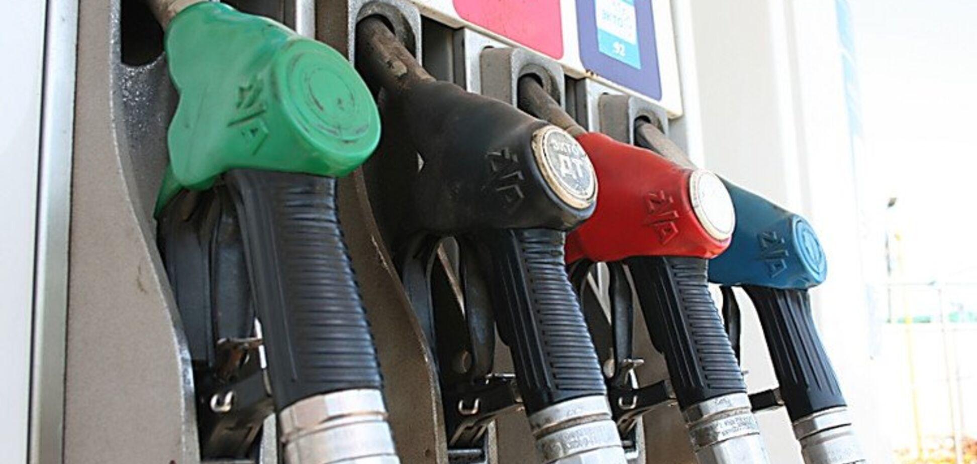 Названы причины подорожания бензина в Украине