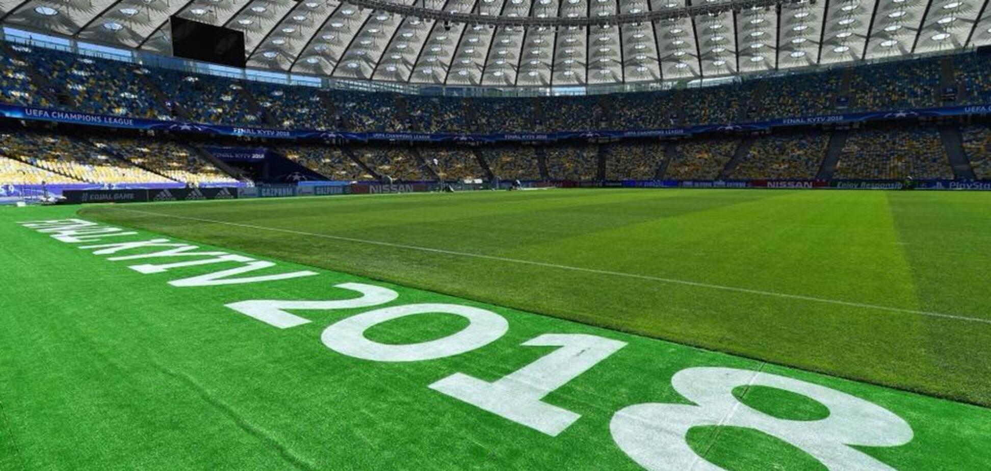 'Это невозможно': в Киеве расписались в бессилии перед 'Газпромом' на финале Лиги чемпионов