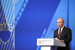 Путін розповів про плани на президентство