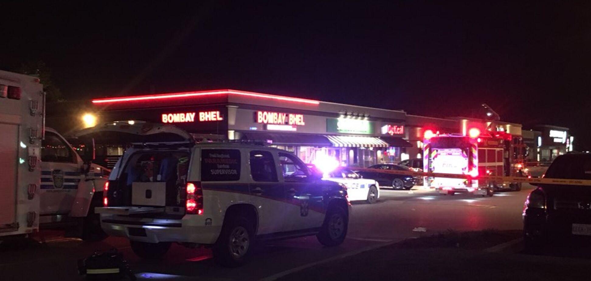 В ресторане Канады произошел взрыв: ранены десятки человек