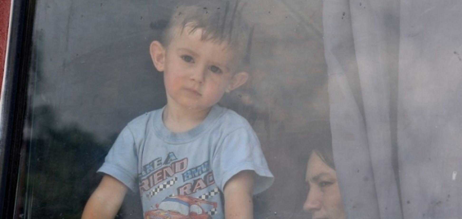 Куда попадают дети после 'Л/ДНР'