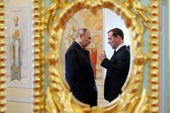Слово 'Путин' позволяет уйти от любого ответа