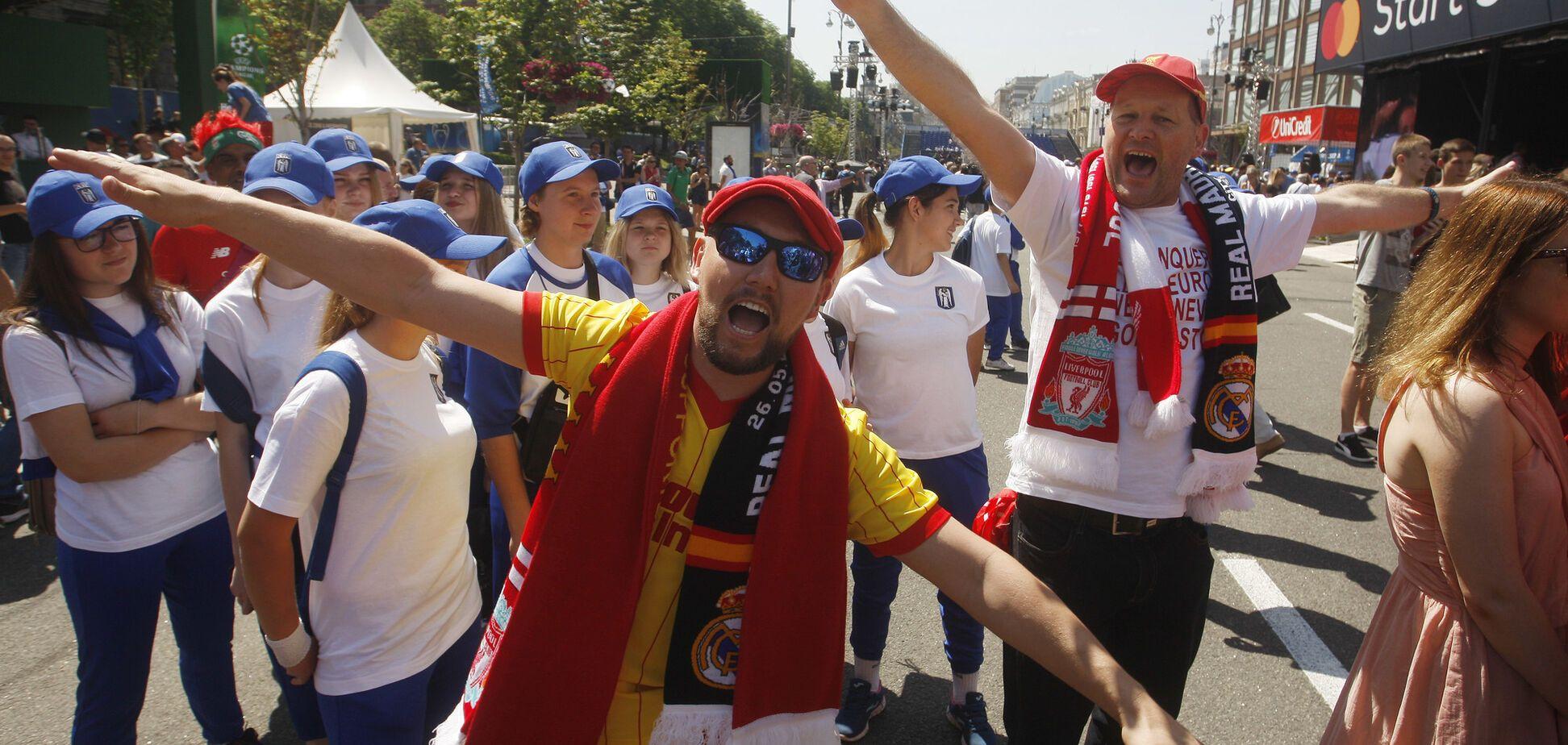 Финал Лиги чемпионов в Киеве: представлен неофициальный гимн