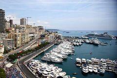 Где смотреть легендарный Гран-при Монако: расписание трансляций Формулы-1