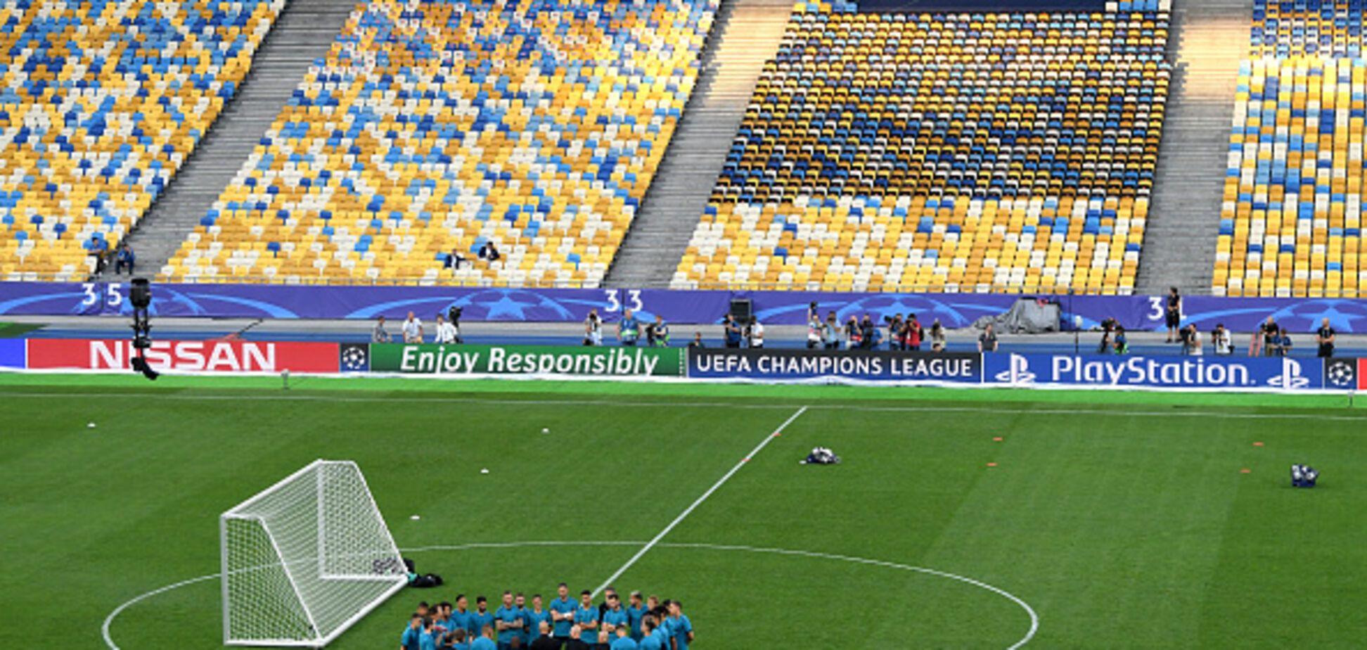 'Киев прекрасен, но...' президент УЕФА назвал главную проблему финала ЛЧ