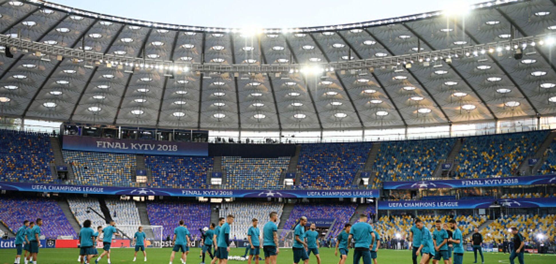 Виталий Кличко предсказал результат финала Лиги чемпионов