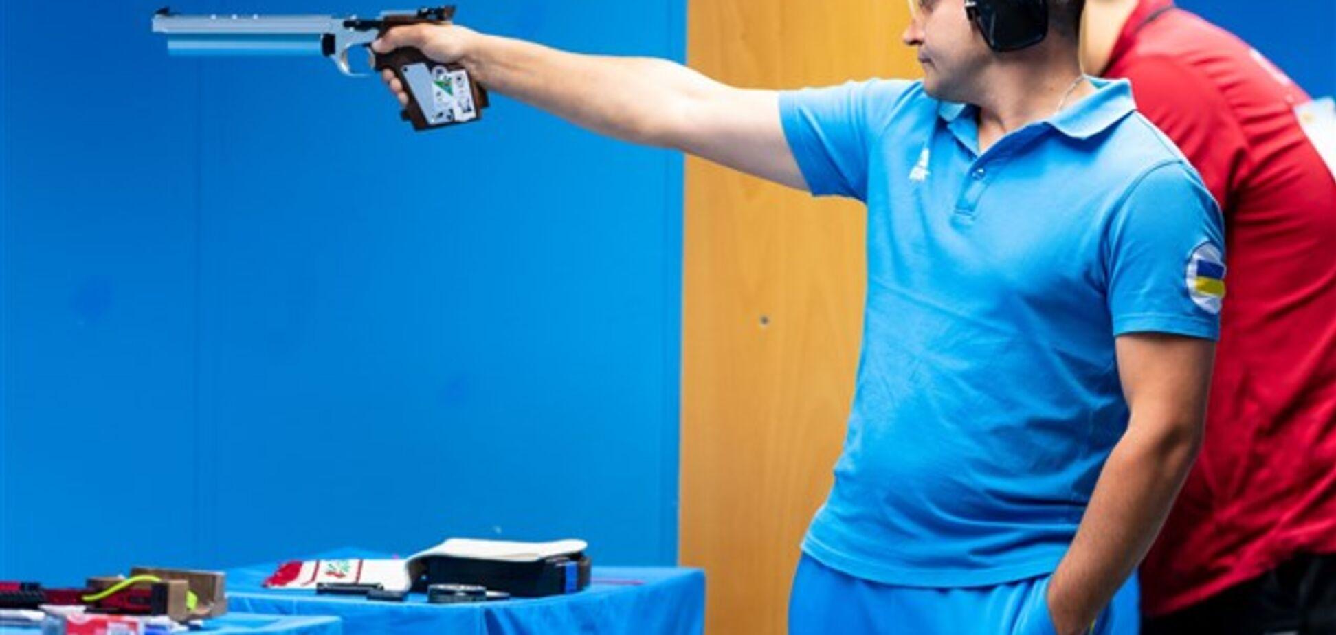 Українець зі світовим рекордом виграв КС зі стрільби