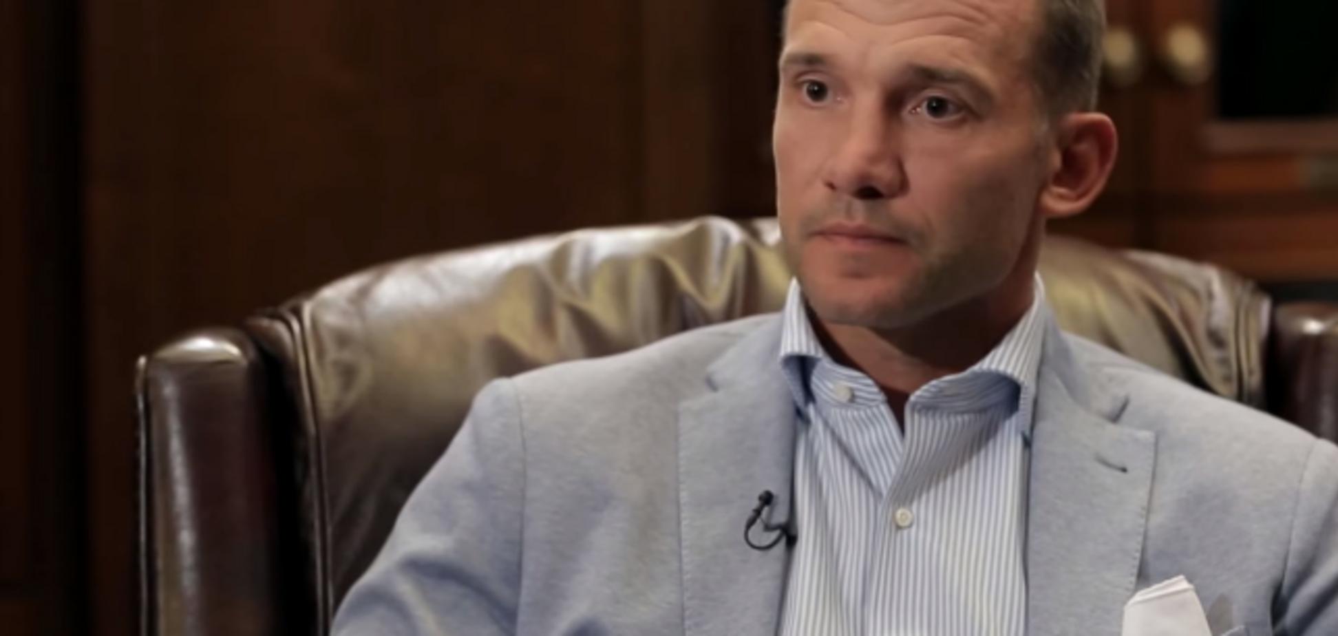 'Я предупреждаю!' Шевченко сделал резкое заявление о сборной Украины
