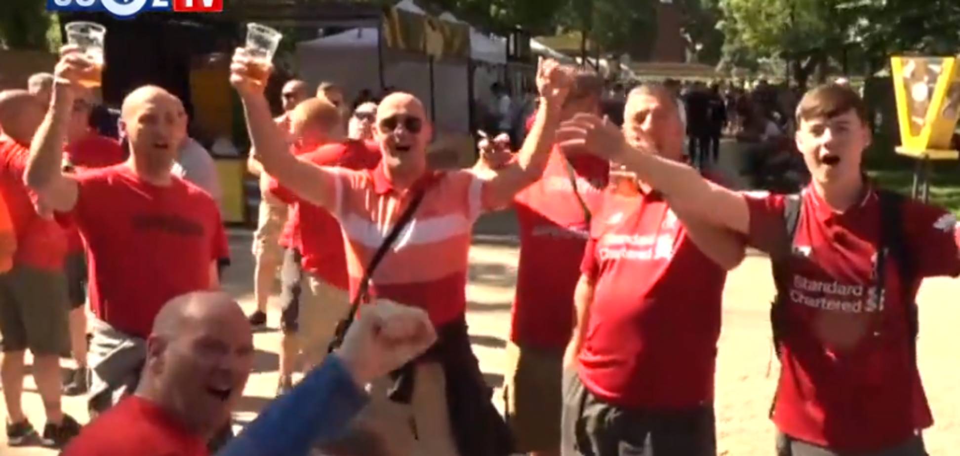 'Вони божевільні': фанати 'Ліверпуля' зізналися, чим здивував Київ