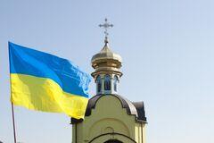 В Киеве напали на церковь УПЦ КП