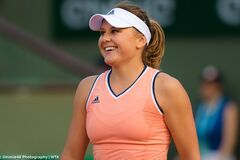 Украинка совершила грандиозную сенсацию на Roland Garros