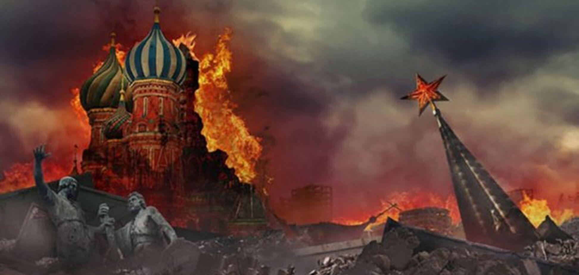 'По примеру СССР': Тука назвал способ уничтожить Россию