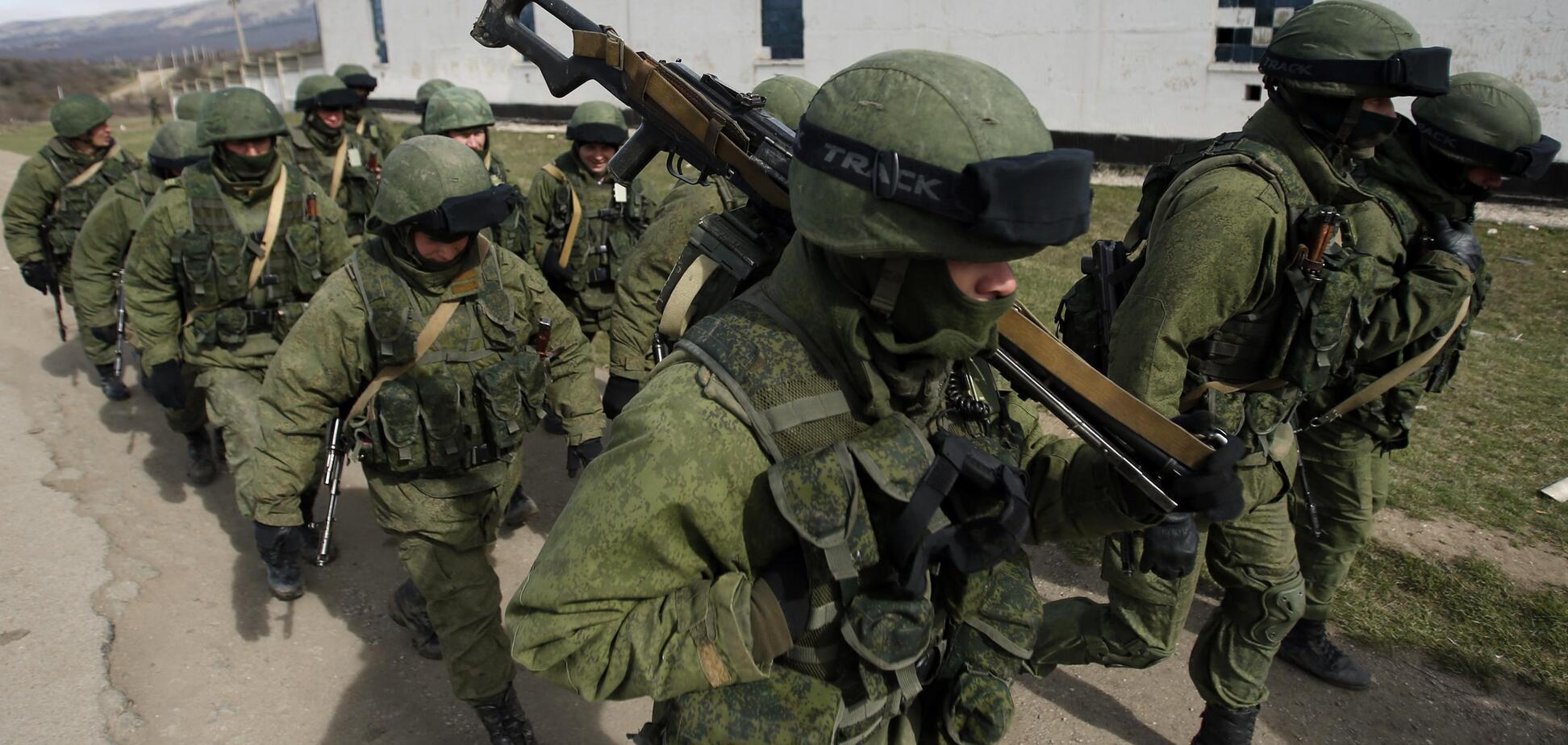Росія готує нове захоплення біля Криму - постпред Порошенка