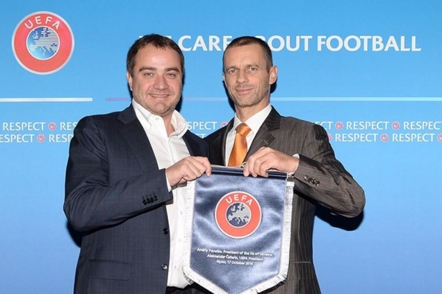 """Президент УЕФА: """"Организация финалов Лиги чемпионов — безусловный успех ФФУ"""""""