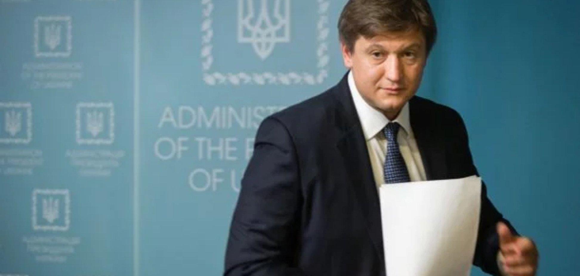 Данилюк в шаге от отставки: почему он не должен был становиться министром