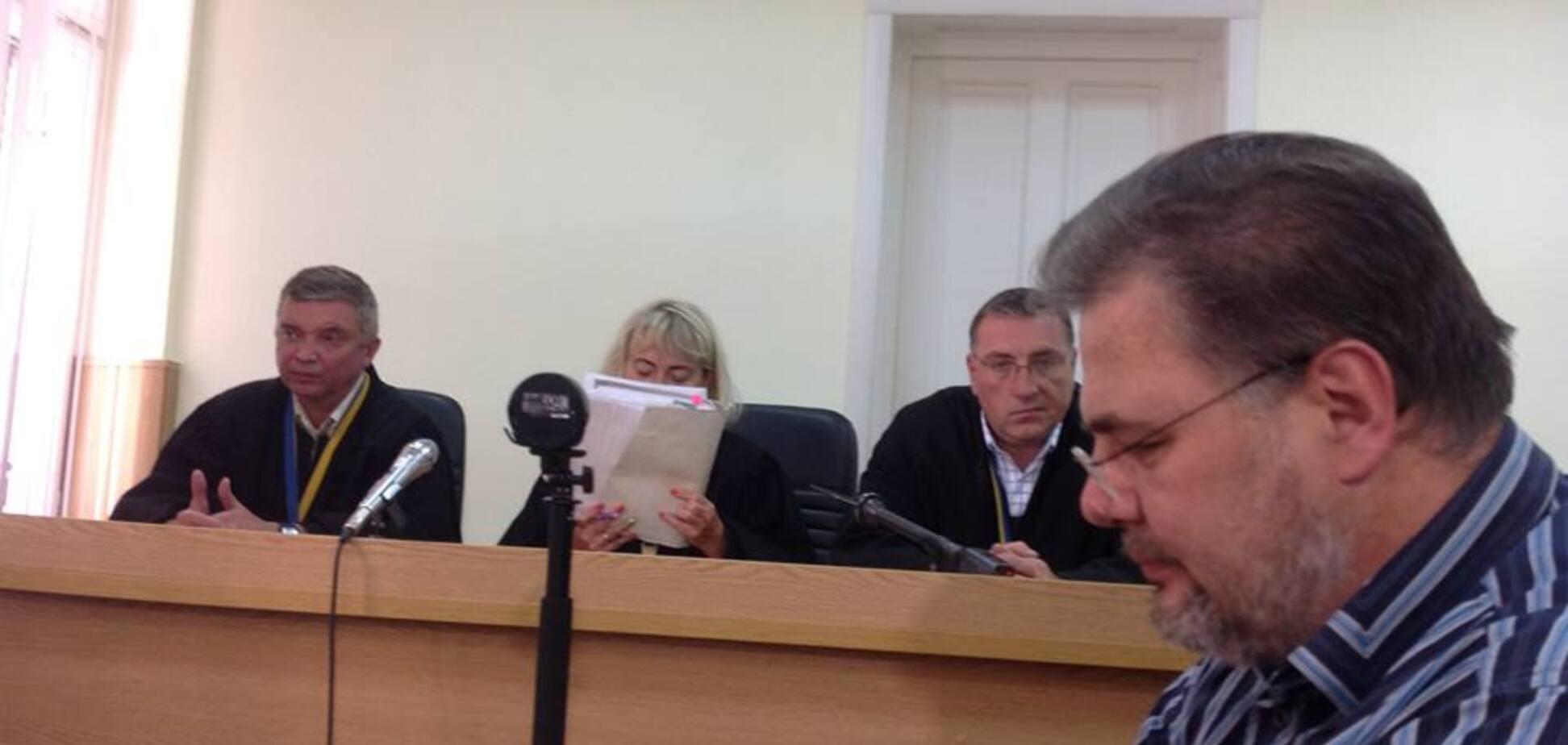 Суд оправдал скандального журналиста Коцабу