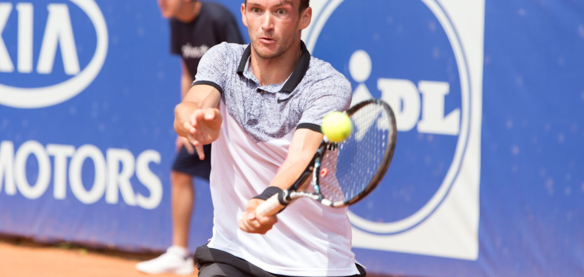 Украинского теннисиста пожизненно дисквалифицировали