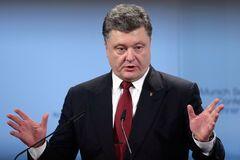 Порошенко рассказал об угрозах газопровода Путина в обход Украины