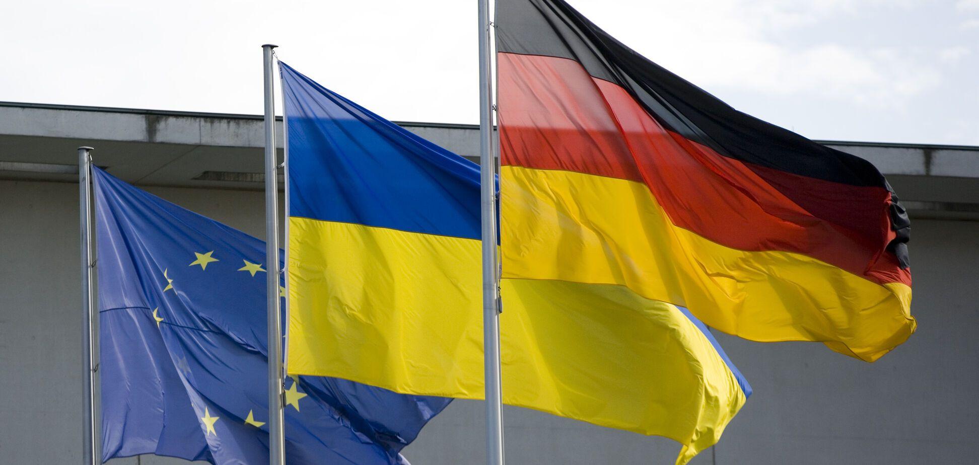 Україна різко збільшила обсяги торгівлі з Німеччиною