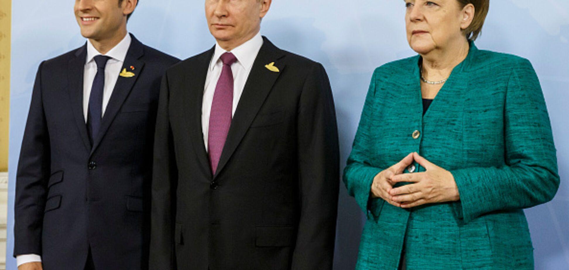 У Порошенка розпочали підготовку до зустрічі з Путіним
