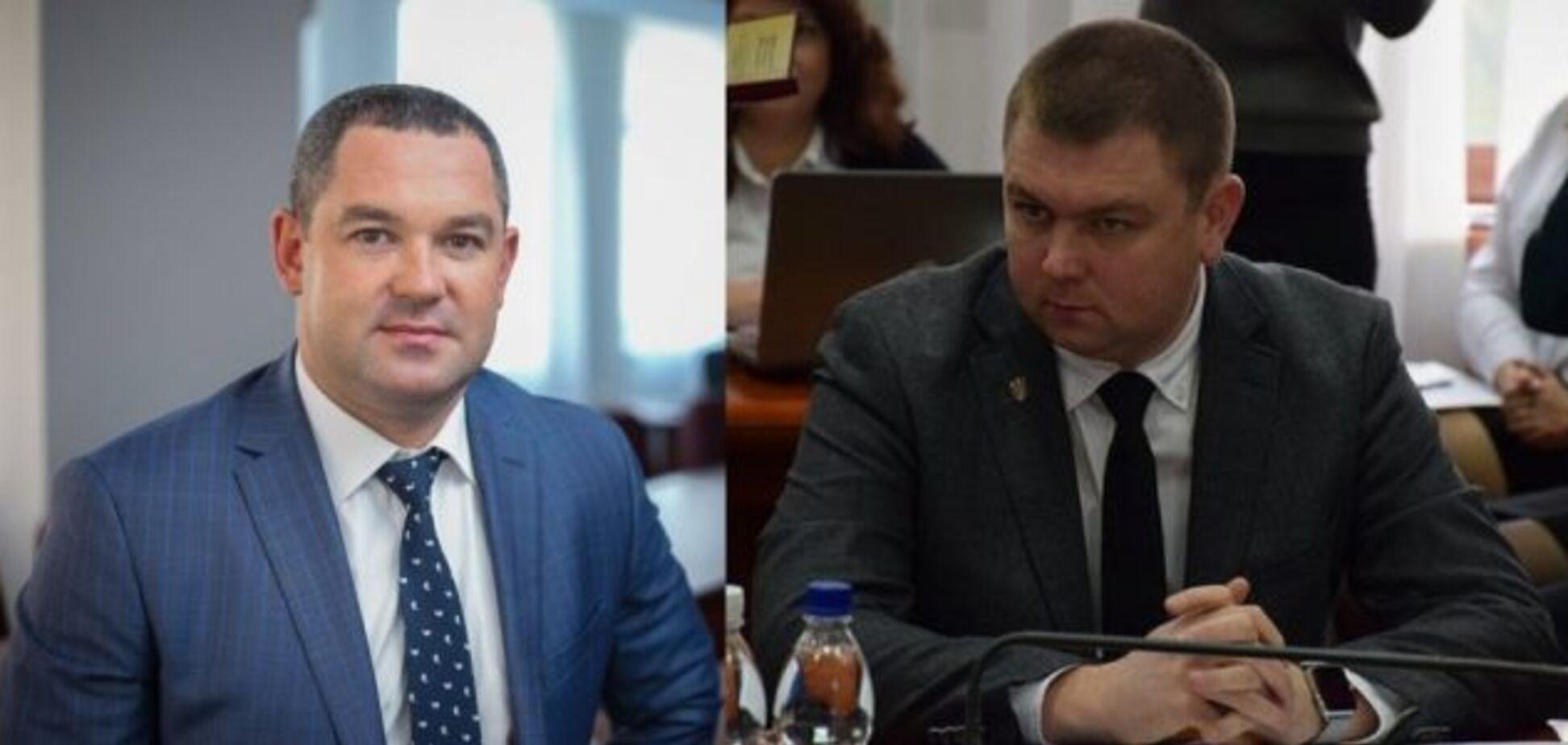 Керівника ДФС Продана звинуватили у перевищенні службових повноважень
