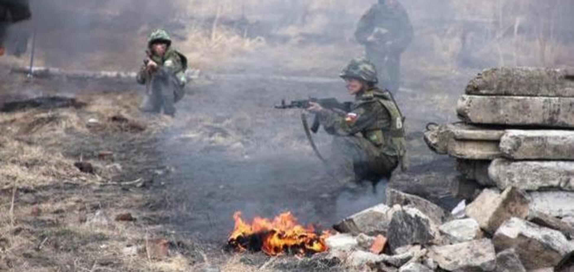 ВСУ перейшли до активної оборони на Донбасі