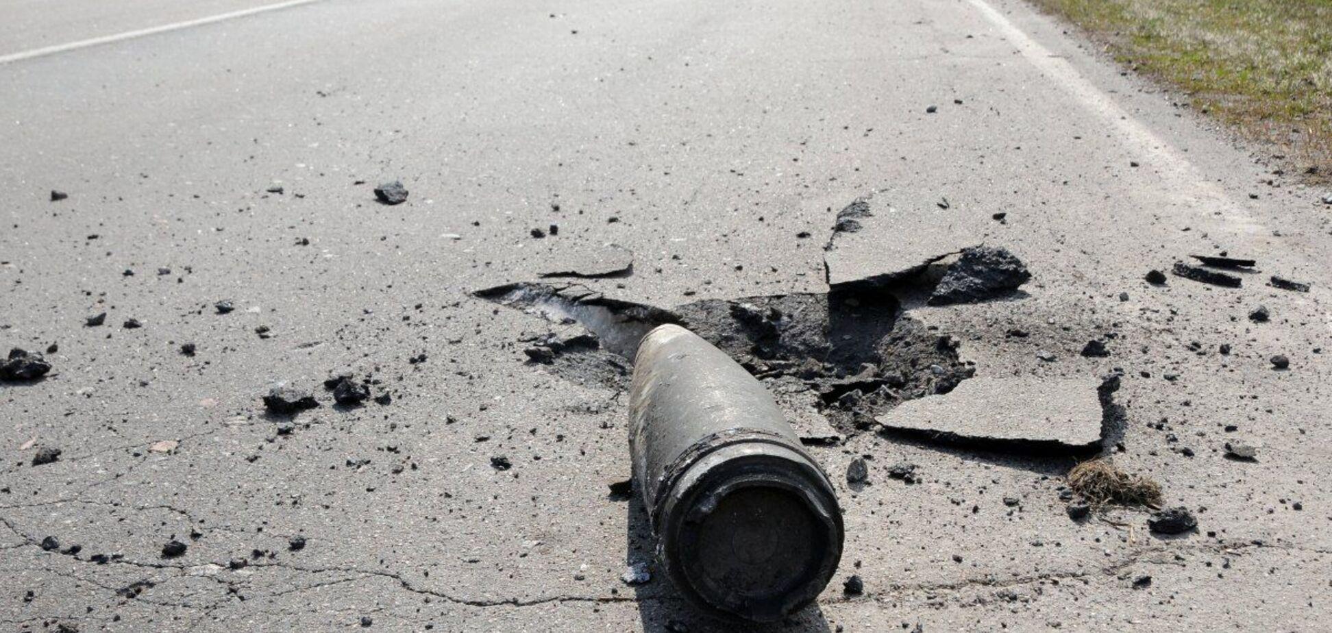 Взрывы в Балаклее: в Минобороны заявили, что пожар начался из-за танка